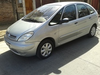 Vendo Citroen Picasso, Full, 2.0, 2002, Excelente Estado - Autos - Villa Mercedes