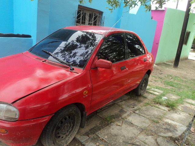 Vendo Mazda 121 - Autos - Formosa