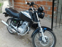 Vendo Motomel Cg150 Impecable - Motos / Scooters - Alberti
