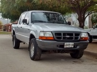Ford Ranger Turbo Diesel Mod 2000 Impecable - Camionetas / 4x4 - San Luis