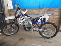 Yamaha Yzf 450 Modelo 2008 Impecable - Motos / Scooters - Tunuyán