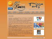Servicio de Pizza Party Atención Pizza Party Boom - Servicio de Comidas - Campana