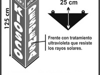 Carteles Luminosos Triangulares - Otras Ventas - Balcarce
