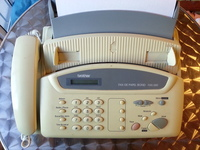 Fax Brother 560 En perfecto Estado - Otras Ventas - Tigre