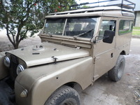 Jeep Land Rover 1957 Vendo/permuto por auto mayor/menor valor - Camionetas / 4x4 - Mar del Plata