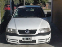 Vendo Vw Gol Diesel 5 P. 1.9 2003 AA/dh/cd/mp3/airbag/alarma - Autos - Esquel