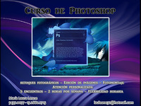 Curso Photoshop  Atencion Personalizada - Cursos de Informática / Multimedia - Barracas