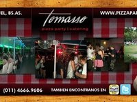 Tomasso Pizza Party & Catering - Servicio de Comidas - Belgrano