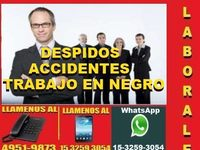 Abogados Laborales En Capital Federal, Zona Once - once