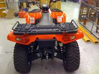 ATV Jetmoto Hunter 400cc 4x4 - auto