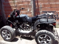 vendo cuatriciclo cross quad - Motos / Scooters - Mar del Plata
