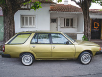 Vendo Renault 18 Break mod 83 para repuestos - Autos - Mar del Plata