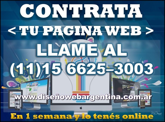 Paginas Web Autoadministrables - Internet / Multimedia - Todo Argentina