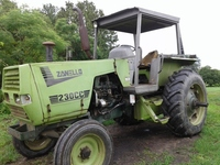 VENDO TRACTOR ZANELLO 230CC - rio colorado