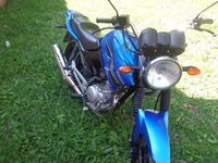 Vendo Ybr 125 ¡Urgente! - Motos / Scooters - Almirante Brown