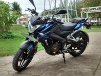Rousser NS200 2016 $55.500.- - motos