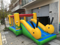 CASTILLO INFLABLE CON TOBOGAN - Compras en General - Villa Devoto