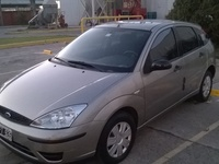Ford Focus 1.6 ambiente 5ptas Color Champagne - Autos - Almagro