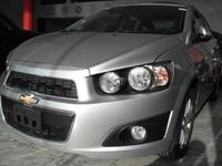 Vendo Chevrolet Sonic LTZ 2014 - Autos - General Roca