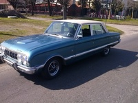 VENDO FORD FALCON XP MODELO 72 ORIGINAL UN LUJO - Autos - Quilmes