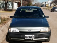 Ford Fiesta 1.8 - Autos - Godoy Cruz