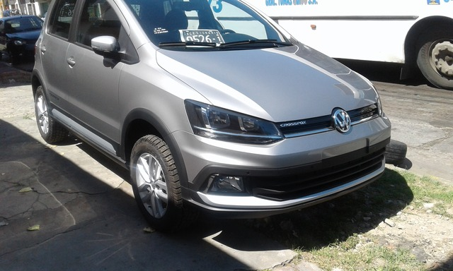 vw crossfox highline 16 l/n full equipo 0km - Autos Nuevos - Todo Argentina