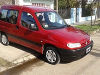 CITROEN BERLINGO MULTISPACE IMPECABLE FULL - Autos - San Lorenzo