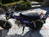 RV 125 MONDIAL $15000.- 2011 IMPECABLE - Motos / Scooters - Mar del Plata
