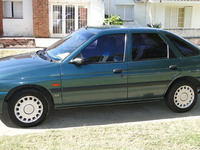 vendo ford escort 1.8 clx 97  - Autos - Córdoba