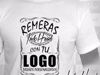 Remeras sublimadas a pedido - ventas por mayor de