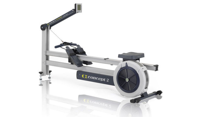 Gray Concept2 Model D Rower Machine-PM5 - Deportes - Todo Argentina