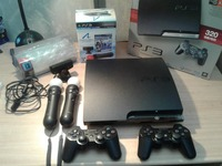 VENDO PLAY STATION 3 320GB/GO + MOVE - Celulares / Electrónica - La Plata