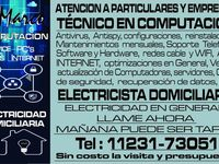 TÉCNICO EN COMPUTACION - Internet / Multimedia - Barracas