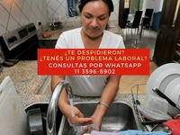 Abogados Laborales Despidos Accidentes de Trabajo - trabajo domestico