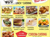 CATERING * LUNCH * PICADAS - delivery