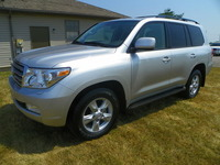 2011 Toyota Land Cruiser V8 - Autos - Tomina