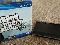 PlayStation 3 Edicion GTA V - ps3