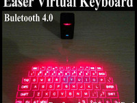 TECLADO HOLOGRAFICO VIA BLUETOOTH  - laptop