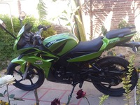 Vendo moto Senda color verde $us 750 - Motos / Scooters - Cercado