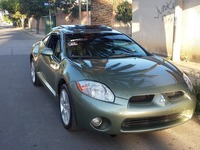 Mitsubishi Eclipse GT 2008 manual - Autos - Cercado