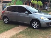 NISSAN VERSA 2011 COLOR GRIS PLACA 31  - Autos - Cercado