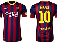 Camisa do Messi Barcelona - Classificados Diversos - Votuporanga