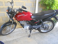 Cg honda fan 125 ks - Motos - Cataguases