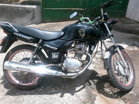 Moto Honda Cg Fan  125 2008 - Motos - Barbacena