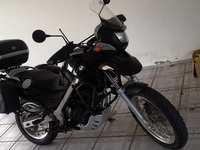BMW G650GS 2011/2011 - Motos - Blumenau