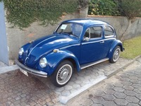 Volkswagen Fusca L1300 - Carros - Joinville