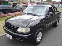 S10 Pick-Up Luxe 4.3 V6 GNV 3 Lugares 1997 - Camionetes / Furgões - Curitiba