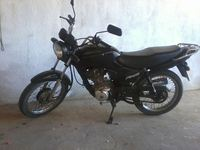 Vendo Moto Honda Fan 125 - Motos - Jaicós