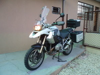 BMW R1200 GS  - Motos - Ponta Grossa