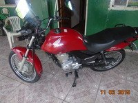 HONDA FAN 150 - Motos - Saltinho